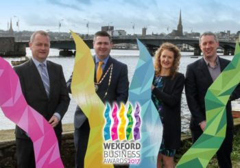 Hector to bring the 'craic' to the 2017 Wexford Business Awards