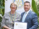 Karl Fitzpatrick Receives Prestigious Paul Harris Fellowship Award